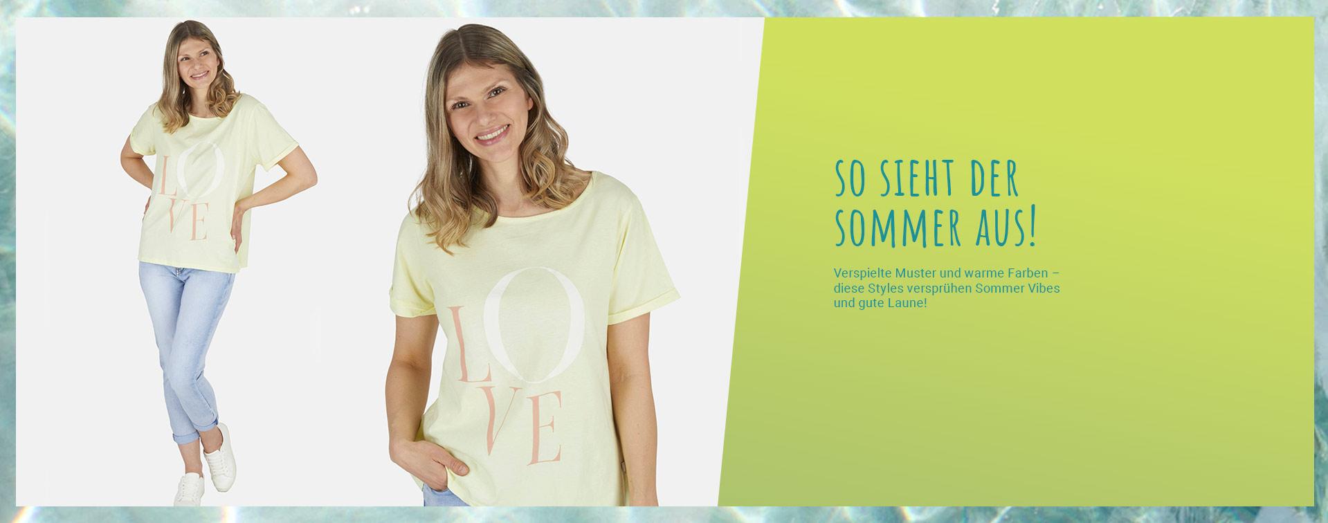 Heimatliebe Sommer Trends